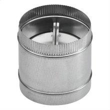 """7"""" Round Damper for Range Hoods and Ventilation Fans"""
