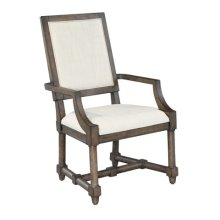 Lincoln Park Upholstered Arm Chair