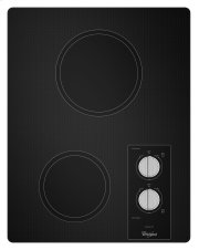 15-inch Electric Cooktop with Easy Wipe Ceramic Glass Product Image