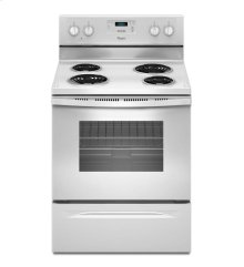 4.8 Cu. Ft. Freestanding Counter Depth Electric Range [OPEN BOX]
