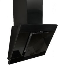 Chimney/Duct Cover-Black