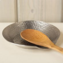 Copper Spoon Rest in Brushed Nickel