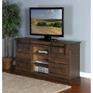 Tobacco Leaf Barn Door TV Console Product Image