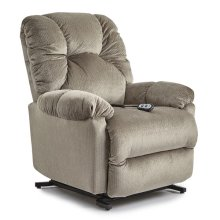 9MP57-20079  ROMULUS Medium Rocker Recliner, POWER