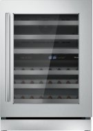 24 inch UNDER-COUNTER WINE RESERVE WITH GLASS DOOR T24UW910RS Product Image