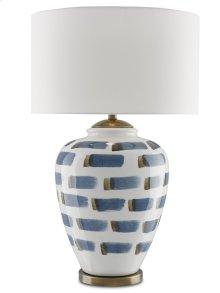 Brushstroke Table Lamp - 32.5h