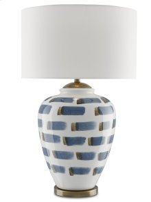 Brushstroke Table Lamp - 33h