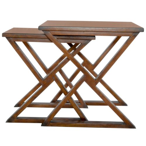 Triangle Play Nesting Tables,Set Of 2