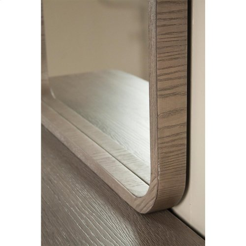 Precision - Mirror - Gray Wash Finish