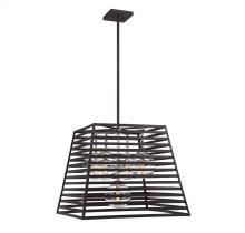 Lakewood 5 Light Indoor/Outdoor Pendant