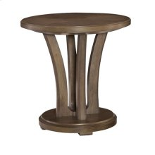 Park Studio Round Lamp Table- KD
