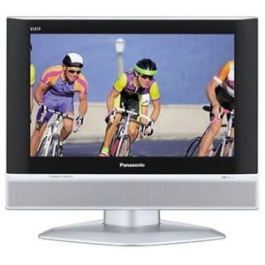 "Panasonic23"" Diagonal Widescreen LCD HDTV"