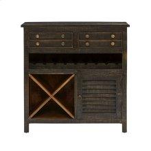 Tillman Wine Cabinet