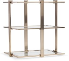 Highland Park Rectangle Accent Table