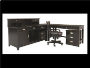 "Teton File Cabinet, w/Caster, Black, 18""x22""x24"" Product Image"