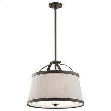 Amarena Collection Amarena 3 Light Pendant/Semi Flush OZ