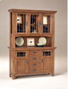 Rustic Mission China Hutch Product Image