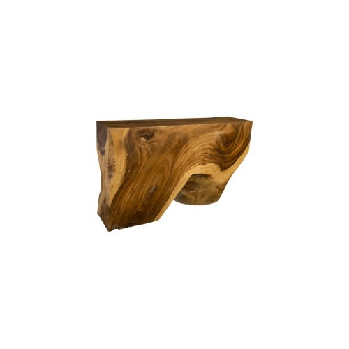 Chamcha Wood Console Table, MD