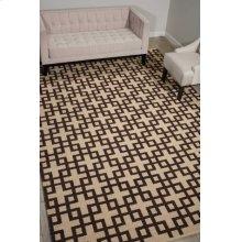 Maze Maz01 Bark Rectangle Rug 3'6'' X 5'6''