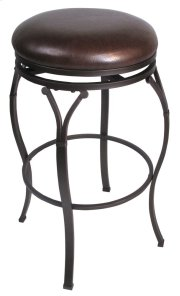 Lakeview Backless Swivel Counter Stool Product Image