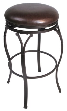Lakeview Backless Swivel Counter Stool