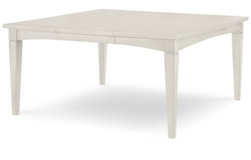 Everyday Dining by Rachael Ray Rectangular to Square Leg Table - Sea Salt