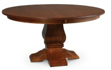 Franciscan Round Table, 1 Leaf