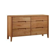 Transitions 6 Drawer Dresser