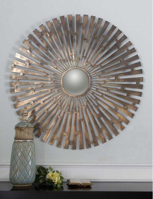 Tremeca Round Mirror