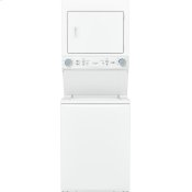 Electric Washer/Dryer Laundry Center - 3.9 Cu. Ft Washer and 5.6 Cu. Ft. Dryer