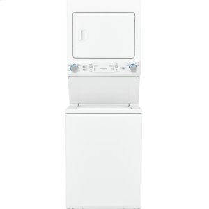 Frigidaire   Electric Washer/Dryer Laundry Center - 3.9 Cu. Ft Washer and 5.6 Cu. Ft. Dryer