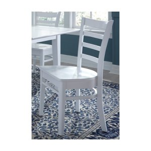 JOHN THOMAS FURNITUREEmily Chair Pure White