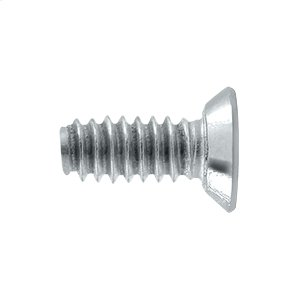 "Machine Screw, Steel, #10 x 1/2"" - Polished Chrome"
