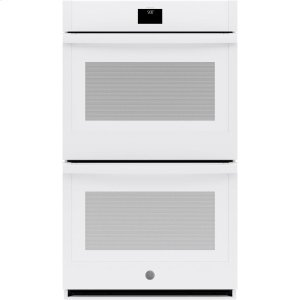 """GE®30"""" Smart Built-In Convection Double Wall Oven"""