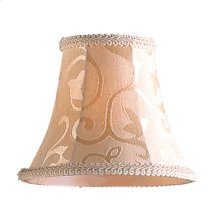 Patterned Fabric Shade