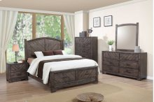 Luther 4pc Bedroom Set