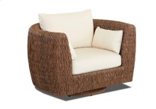 Lantana Swivel Rocking Dining Chair