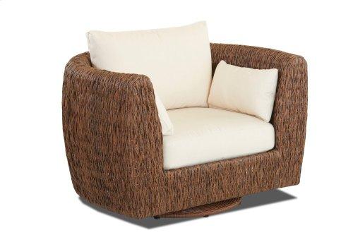 Lantana Swivel Rocking Dining Chair