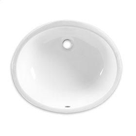 Silver Ovalyn Undercounter Sink