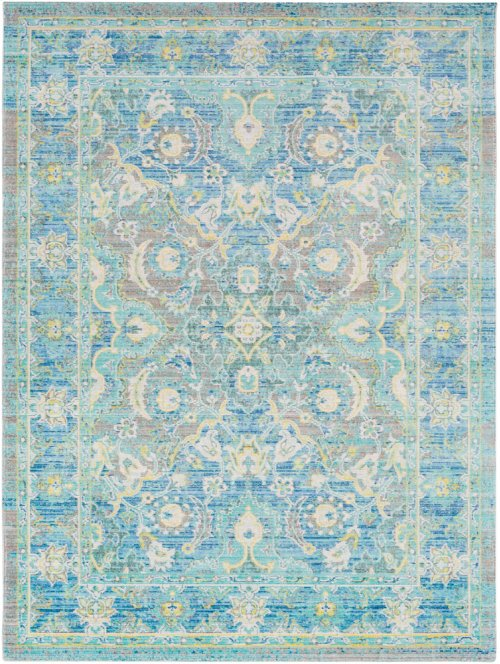 "Seasoned Treasures SDT-2308 5'3"" x 7'3"""
