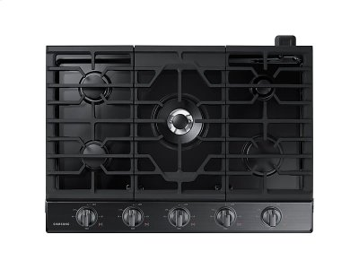 "30"" Gas Cooktop (2016) Product Image"