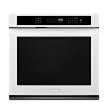 27-Inch Convection Single Wall Oven, Architect® Series II - White