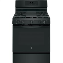 """GE® 30"""" Free-Standing Gas Convection Range (OPEN BOX CLOSEOUT)"""