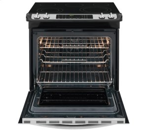 30'' Slide-In Electric Range