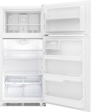 Crosley Top Mount Refrigerator : Top Mount Refrigerator - Stainless