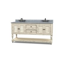 Cottage Master Vanity - WHD