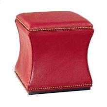 Hidden Treasures Red Storage Cube