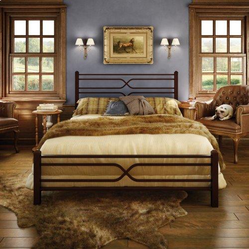 Timeless Regular Footboard Bed - Queen