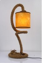 Modrest Carrick Modern Rope Table Lamp Product Image