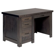 Hartley Bay Single Pedestal Desk